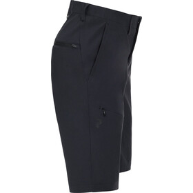 Peak Performance W's Treck Long Shorts Black